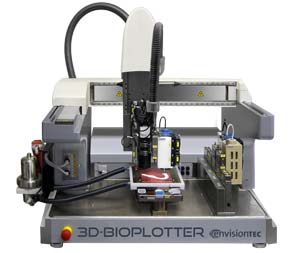 industrial 3d printer, envisiontec 3d printer