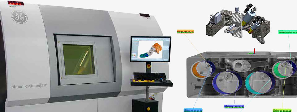 Industrial CT Scanning Services | CT Scanning