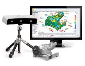 quality inspection software, geomagic capture, 3d object scanner