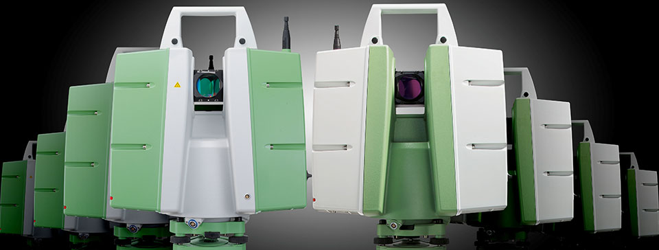 Leica Geosystems HDS Laser Scanners