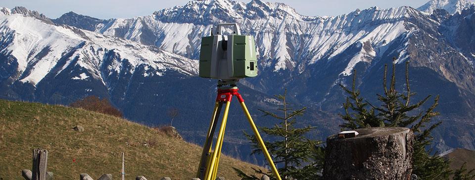 Leica ScanStation P20 | High Speed Portable Scanner