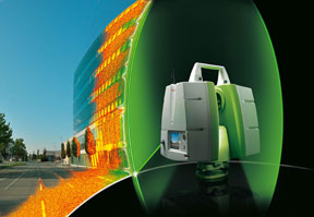 Leica Geosystems HDS Side Scan