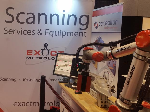 exact metrology partners perceptron