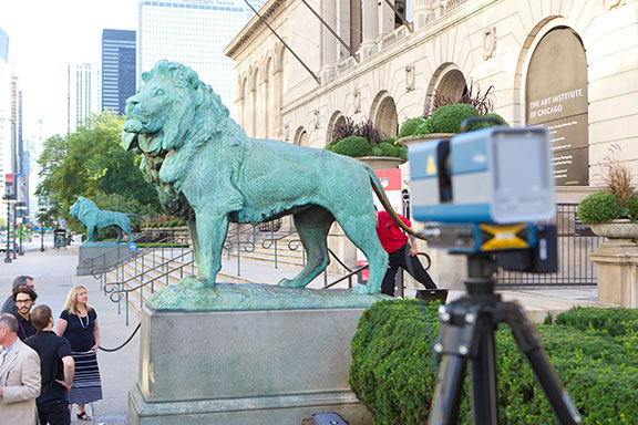 3D Scanning Leads to Pride of Lions