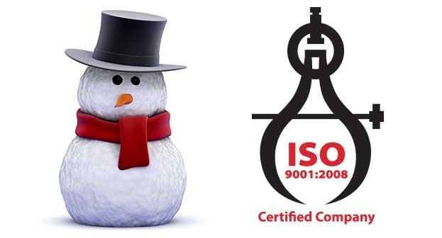ISO Snowman