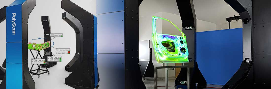 Polyrix SURROUND 3D SCANNERS