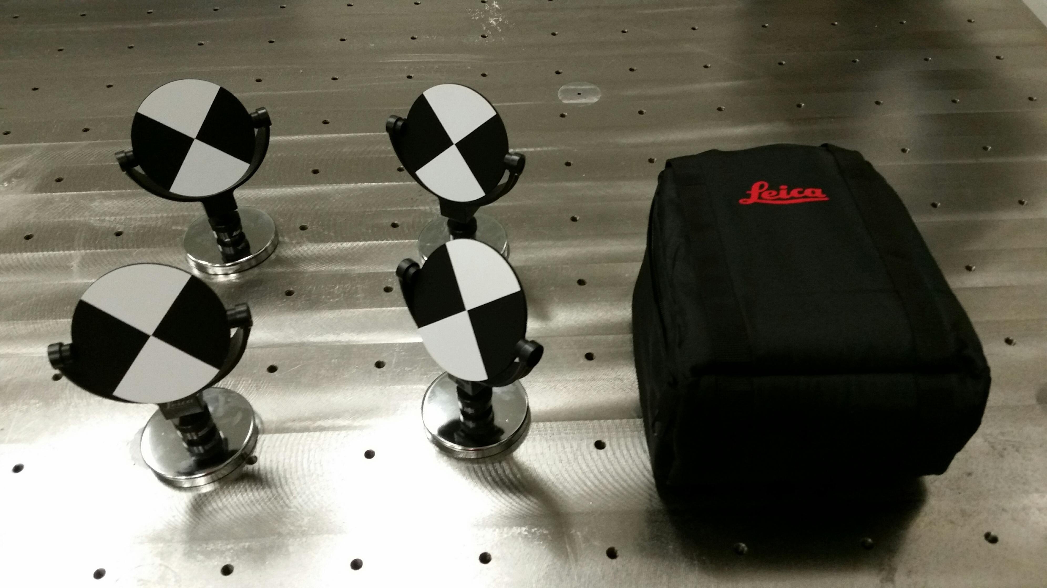 Leica ScanStation P40 HDS Long Range Scanner