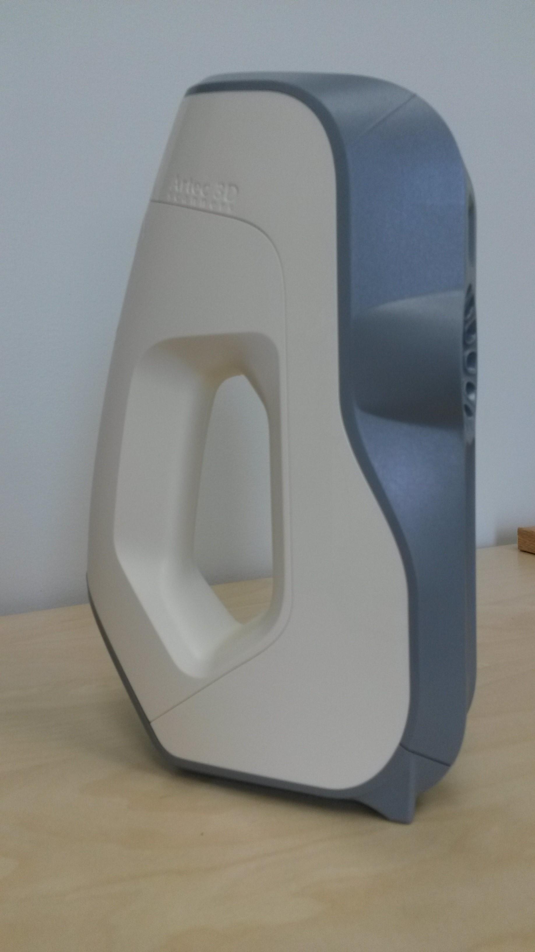 Artec Eva Color 3d Structured Light Scanner Studio Software